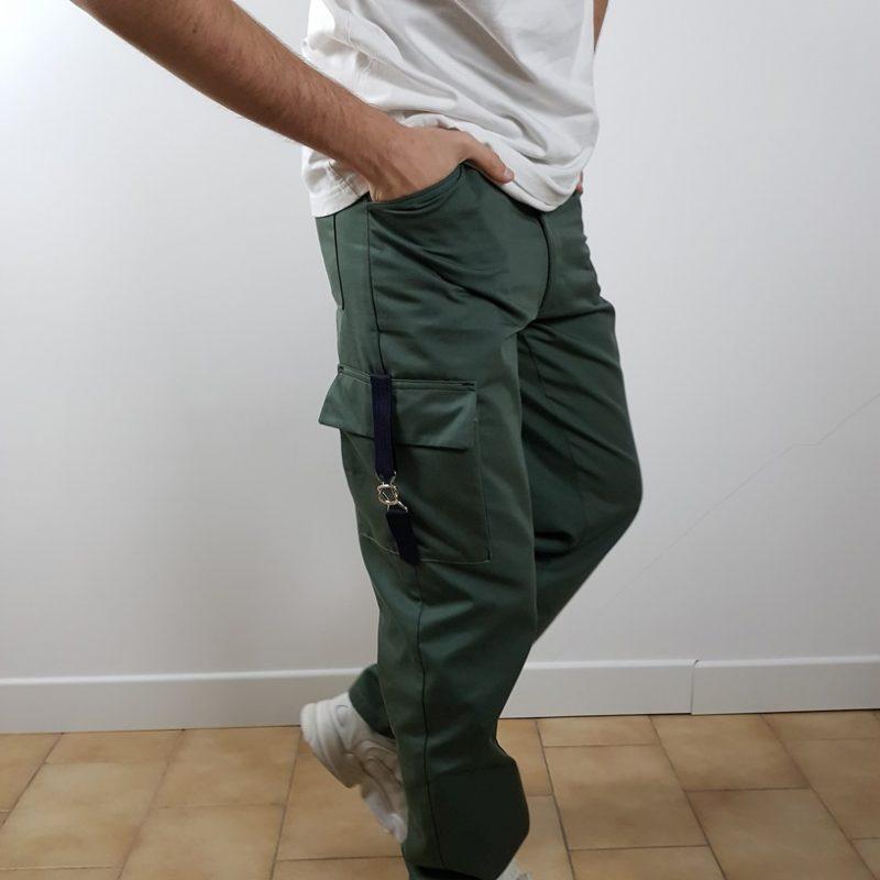 cargo pant patron couture